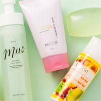 プチプラ洗顔料5選
