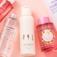プチプラ化粧水5選